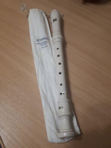 yamaha ybr125 в Кыргызстан: Блок-флейта Yamaha