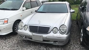 Запчасти w210 - Кыргызстан: В полный разбор Е430 2001 год, пробег 110000км, в отличном состоянии