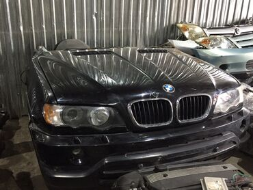 Bmw x3 xdrive20d at - Кыргызстан: BMW X5 3 л. 2003 | 80000 км