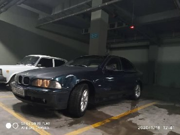bmw-520 в Кыргызстан: BMW 520 1996