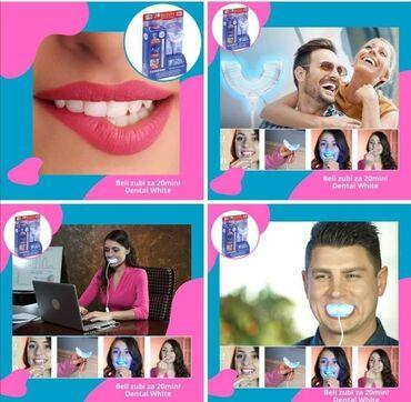 Lepota i zdravlje | Srbija: ⚠⚠Beli zubi za 20min! Samo: 1450din.⚠⚠Dental White - Sistem