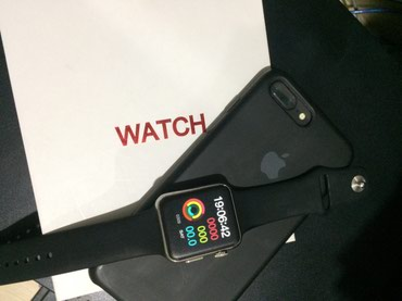 Легендарная копия Apple Watch за 5000 в Бишкек