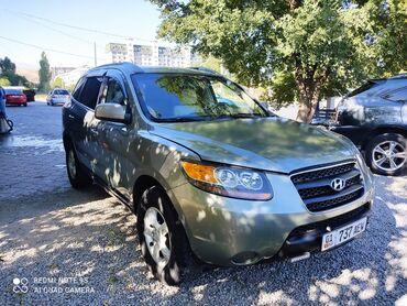 хундай старекс бишкек in Кыргызстан   HYUNDAI: Hyundai Santa Fe 2.7 л. 2007   230000 км