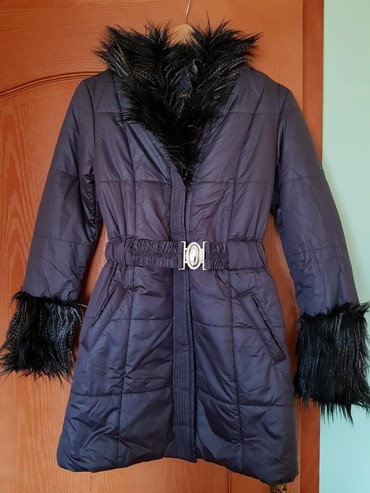 Zenska-zimska - Srbija: Zenska zimska jakna  CAROLL NOVO S velicina
