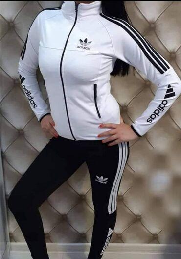 Adidas zenske - Srbija: Zenske Adidas trenerke novi modeliVelicine od S Do 2XLMaterijal pamuk