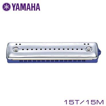 Гармошка: Губная гармошка В губной гармошке Yamaha 15M и T используетс