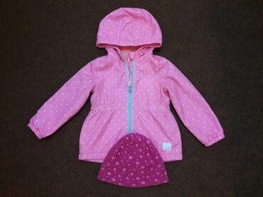 Carters - Srbija: Carters roze jakna za prelaz od 1 - 2 god 24 meseci Naznačena veličina