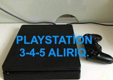 bmw 5 серия 525i 5mt - Azərbaycan: Playstation 3-4-5 alırıq