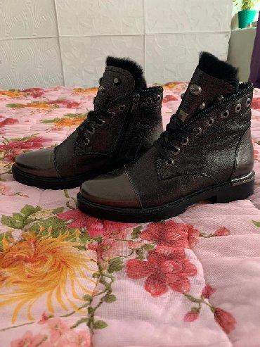 Продаю срочно новые коженные турецкие обувь качества супер в Бишкек