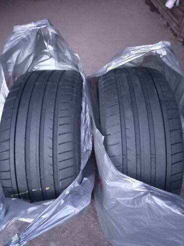 Продам пару летних спорт шин фирмы Dunlop sport maxx размер 255/40/19