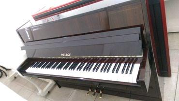 """Bakı şəhərində Çexoslovakiya istehsalı  3 pedallı Petrof """"Sonatina"""" model piano -"""