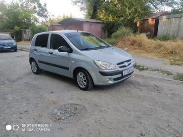 hyundai lavita в Кыргызстан: Hyundai Getz 1.1 л. 2010