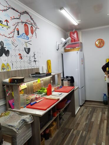 готовый бизнес общепит в Кыргызстан: Срочно.Продам действуюший бизнес. Сфера общепит на рынке дордой
