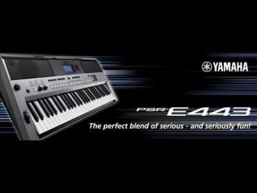 Sumqayıt şəhərində Sintezator Yamaha PSR E-443 satilir