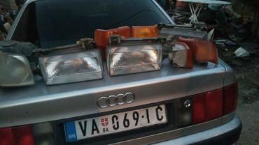 Audi a4 2 8 at - Srbija: Audi 80.100,c4,a6