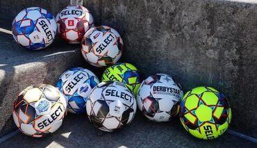 Toplar Bakıda: Futbol toplarin en ucuz satisi. Her nov toplar əldə var. Evde qalın