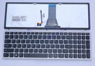 Клавиатура для ноутбука Lenovo Ideapad Z510 в Бишкек
