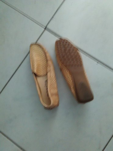 Kozne cipele - mokasine bonnita , nove , broj 37 - Sombor