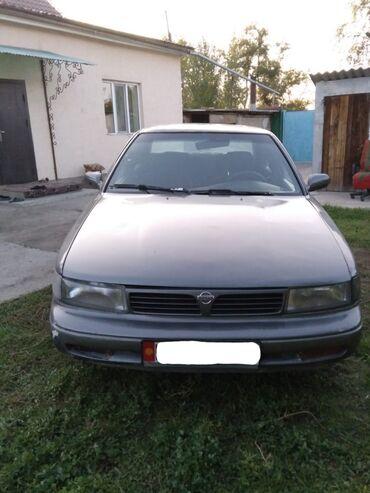 Nissan Maxima 3 л. 1992