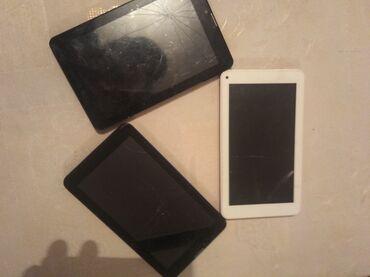 3 шт планшета на запчасти или можно экран поменять. Все за 900 сом или