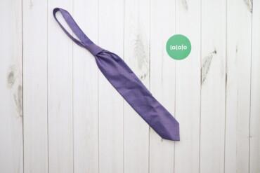 Аксессуары - Украина: Чоловіча краватка з маленькими вкрапленнями Burton    Довжина: 135 см