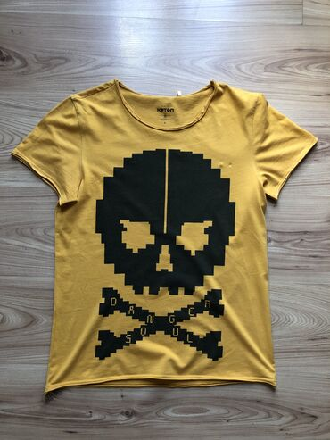 Dzhinsy koton - Кыргызстан: Мужская футболка от бренда KOTON