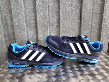 Adidas Muske Patike-Made In Vietnam-Plave-Prelepe-41-46! - Nis