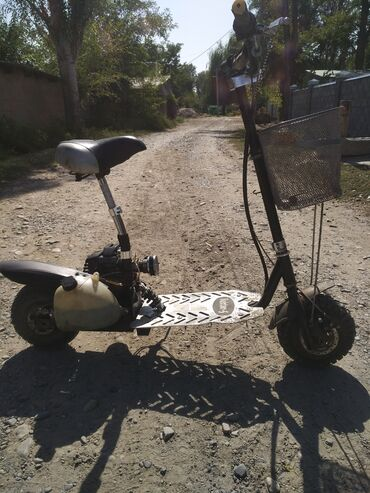 гироскутер за 5 000 в Кыргызстан: Продаю мини мопед 17.000