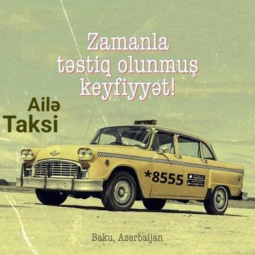 Bakı şəhərində Əziz Müştərilər Ailə Taksi YAZ KAMPANYASINA START Verdi