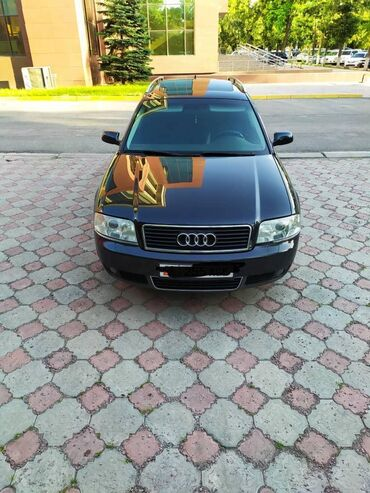 lada priora универсал в Бишкек: Audi A6 2.4 л. 2003 | 220000 км