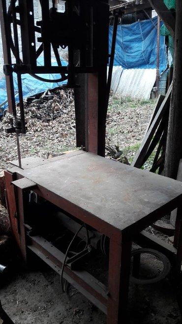 Bansek 70 cm tockovi , pravlejn, masivan, bez motora - Krusevac