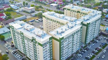 ихлас резиденс бишкек в Кыргызстан: Сдается квартира: 3 комнаты, 93 кв. м, Бишкек