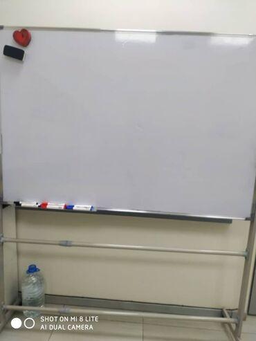 Доска для маркеров - Кыргызстан: Маркерная доска!Прекрасная да и стильная, украсит любое помещение!
