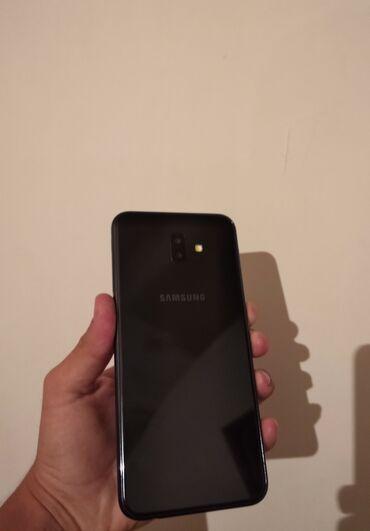 1057 elan: Samsung Galaxy J6 Plus | 32 GB | Qara | Sensor, Barmaq izi, İki sim kartlı