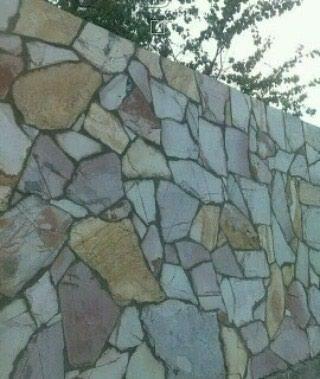 Услуги рванный камень облицовка фундамент+камень есть на продаже в Бишкек