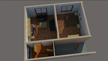 Электрик курсы - Кыргызстан: Продается квартира: 2 комнаты, 34 кв. м