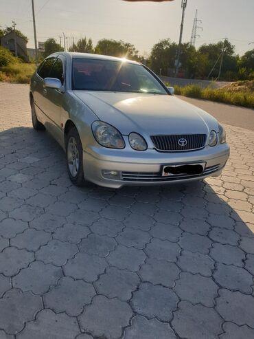 хорошы в Кыргызстан: Toyota Aristo 3 л. 2002