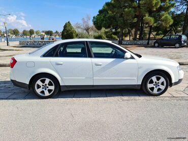 Οχήματα - Ελλαδα: Audi A4 1.8 l. 2003 | 179000 km