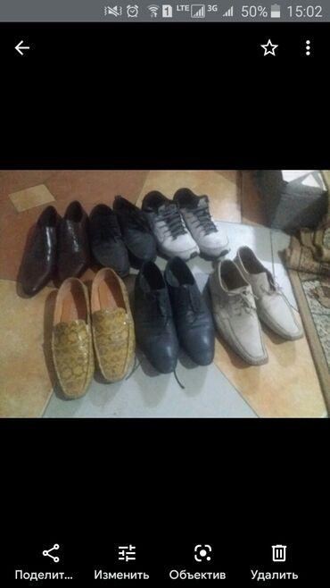 Личные вещи - Пос. Дачный: Продаю мужская обувь хорошего качества, Все 43 размеры