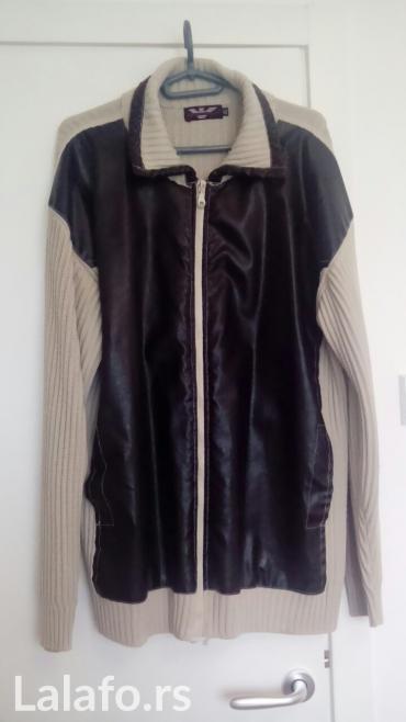 Muški dzemper-jaknica,malo nošen - Nis