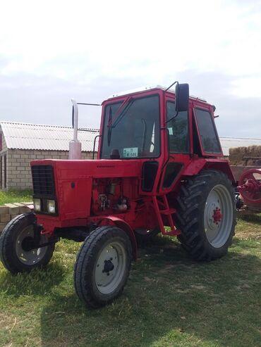82 traktor - Azərbaycan: Traktor saz vəzyətdədir. Heç birproblemi yoxdur. tək traktor satılır