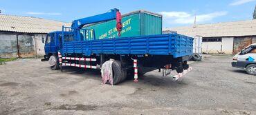 Транспорт - Ош: Манипулятор донг фенг 5 тонн