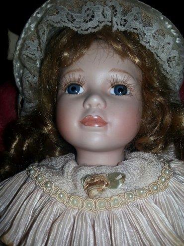 Prelepa velika lutka za decu i kolekcionare. - Paracin