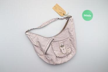 Аксессуары - Украина: Жіноча сумка у джинсовий принт Sparrow True    Висота: 43 см Довжина