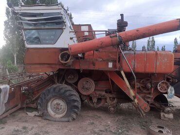 Транспорт - Баетов: Сельхозтехника
