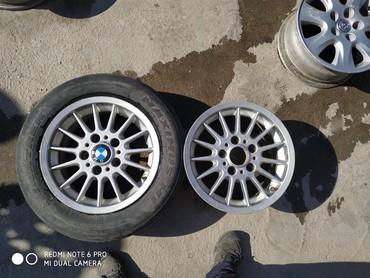 Аксессуары для авто в Талас: Диски БМВ ет20 r15 7JJ только 3 штуки