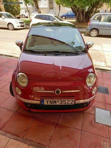 Fiat 500 1.2 l. 2008   117523 km