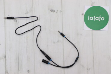 Аудіо спліттер розгалужувач для навушників    Бренд: ProLink Модель: m