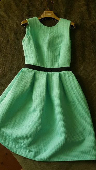 Платье от Киры Пластининой. Одевалось 1 раз. Размер xs-s. Цвет намного