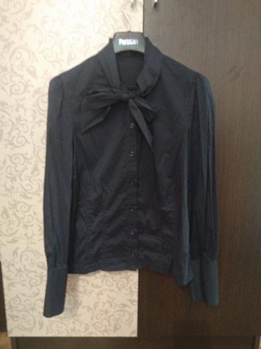 Женская рубашка состояние отличное размер М в Лебединовка